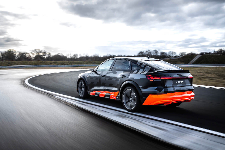 Audi e-tron Sportback S concept