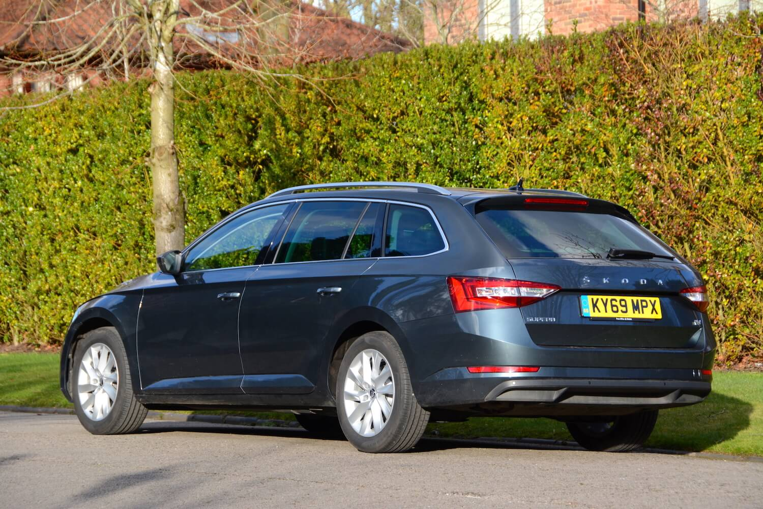 Skoda Superb Estate iV