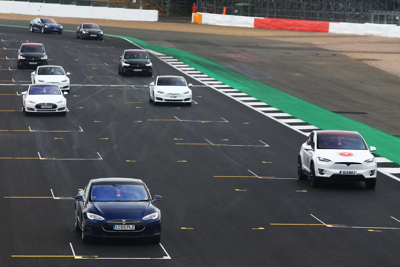 Motorsport UK publishes new Electrified Vehicle regulations