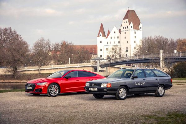 New Audi A6, A7, A8 and Q7 plug-in models