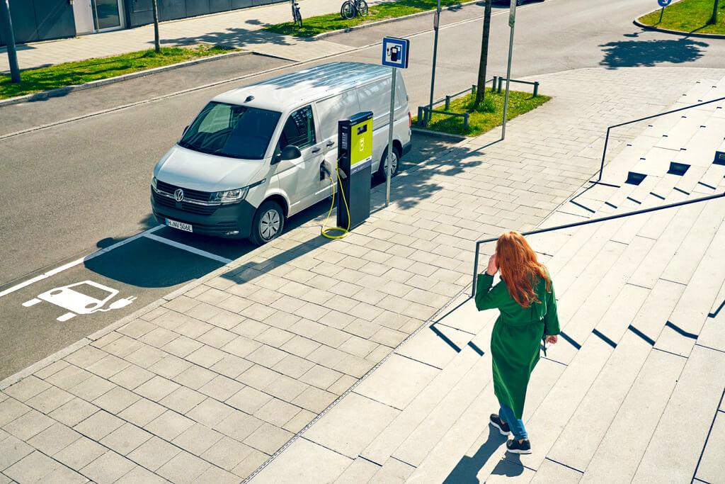 Volkswagen ABT eTransporter Van