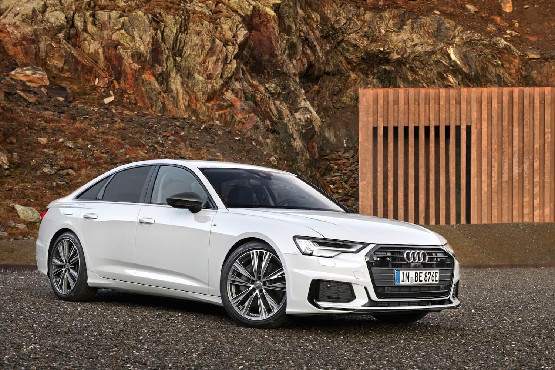 Audi A6 TFSI e plug-in hybrid