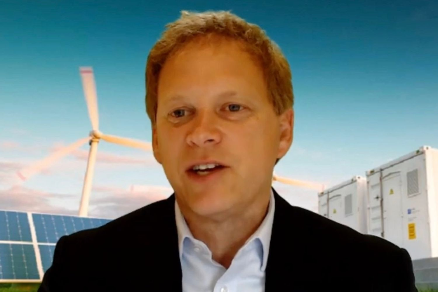 Grant Shapps LowCVP Conference