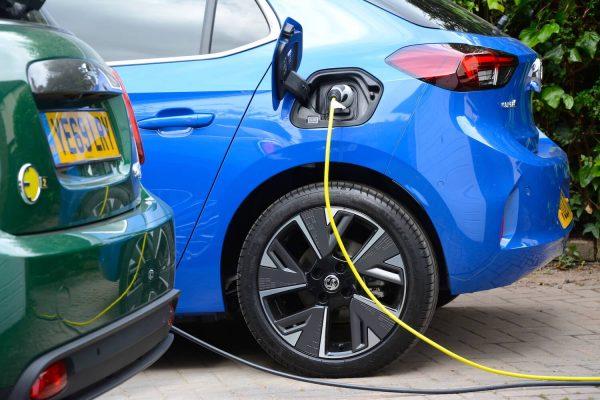 MINI Electric & Vauxhall Corsa-e charging v low res