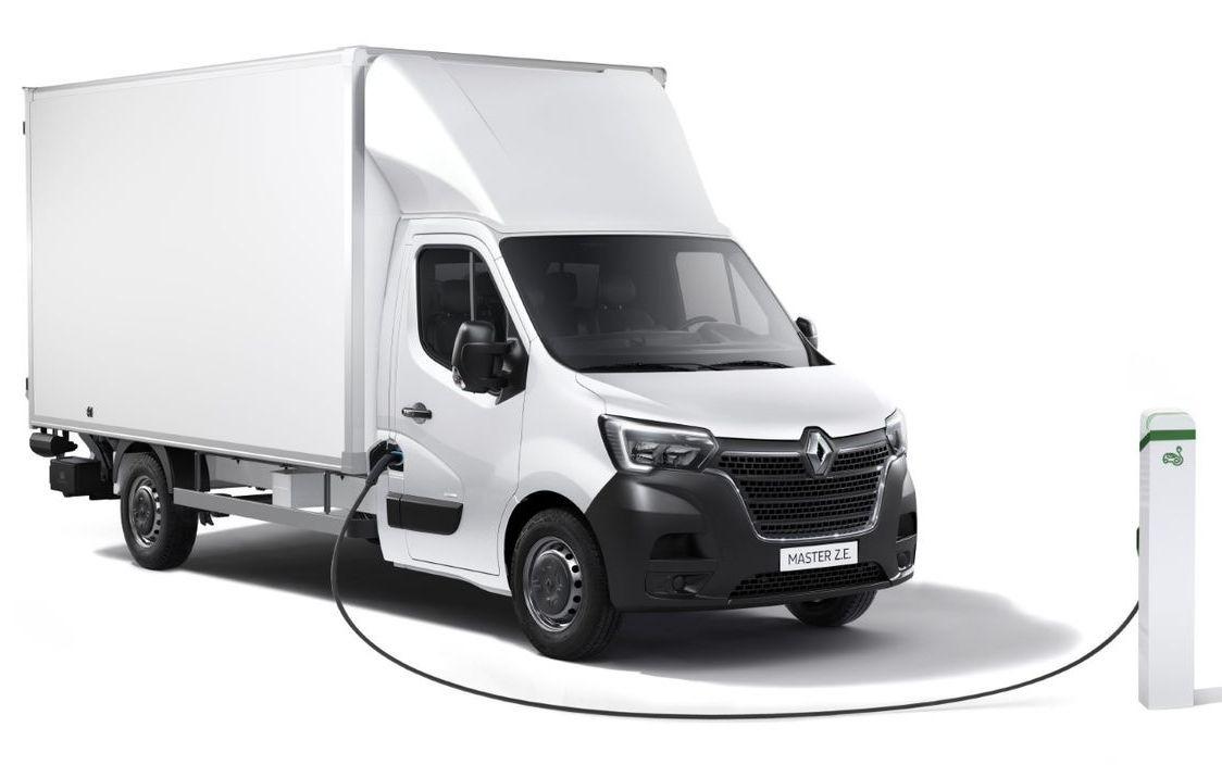 Renault Master Z.E.