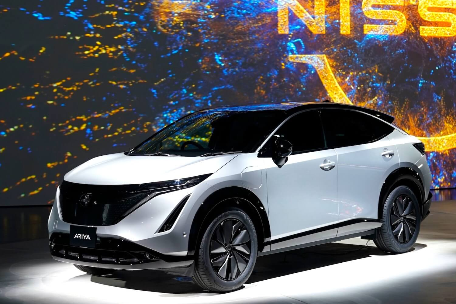 Nissan Ariya Electric Coupé Crossover revealed - GreenCarGuide.co.uk