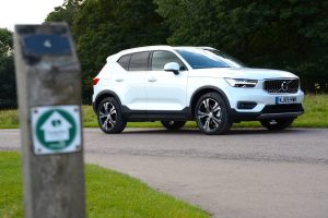 Volvo XC40 Recharge Plug-in Hybrid T5