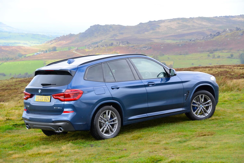 BMW X3 xDrive 30e PHEV