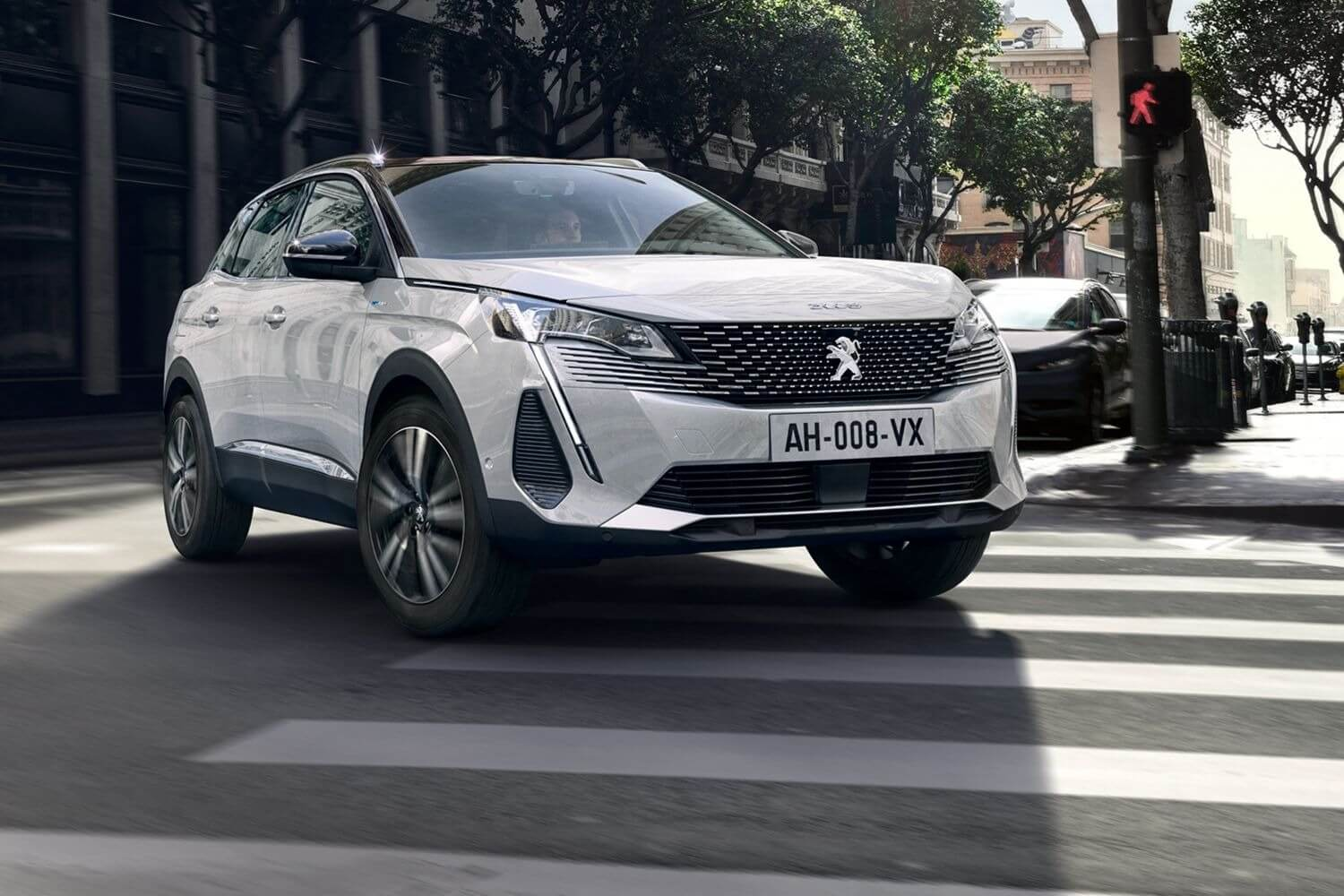 New Peugeot 3008 Suv Plug In Hybrid Greencarguide Co Uk
