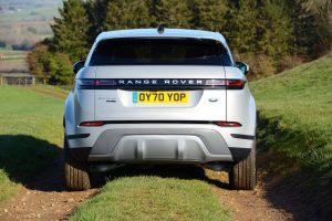 Range Rover Evoque P300e