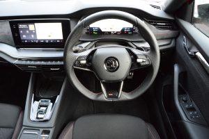 Skoda Octavia vRS iV Estate Plug-in Hybrid