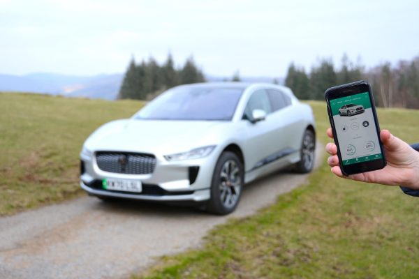 Onto Jaguar I-PACE