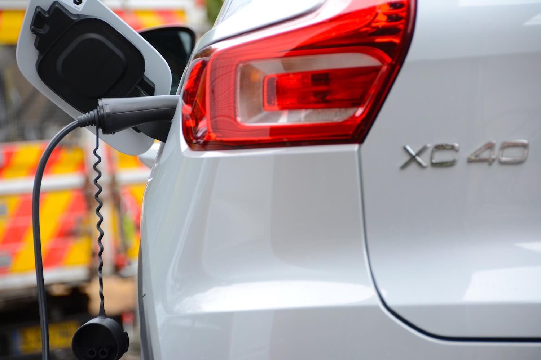Volvo XC40 Recharge Twin