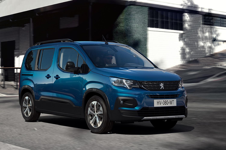 Peugeot e-Rifter Allure Premium Long 50 kWh