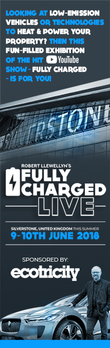 Fully Charged Live - 9th - 10th June 2018