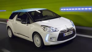 The new five-seater Citroën DS3