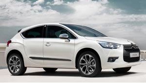 New Citroen DS4 has e-HDi drivetrains for improved fuel economy