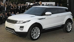 The new Range Rover Evoque will be the brand's greenest ever model and available in 4WD and 2WD.