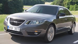 The new Saab 9-5 is here and it looks good, with emissions as low as 139 g/km CO2