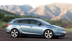 New Vauxhall Astra Sports Tourer is set to feature Start/Stop technology