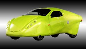 The Li-ion Motors Corp Wave II car