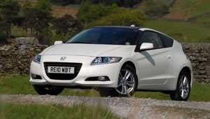 Honda CR-Z Hybrid Review