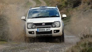 Fiat Panda Cross Review