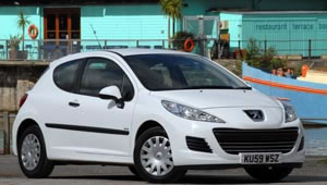 Peugeot 207 Economique Review