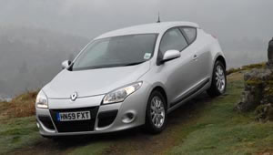 Renault Megane Coupe 1.5 dCi 86 Review
