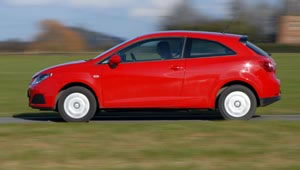 Seat Ibiza Ecomotive Review Greencarguidecouk