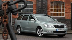 Skoda Octavia Greenline Estate