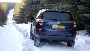 Toyota RAV4 XT-R 2.2 D4D 5 Door Manual
