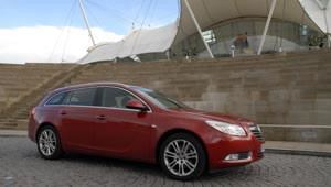 Vauxhall Insignia Sports Tourer ecoFLEX Review