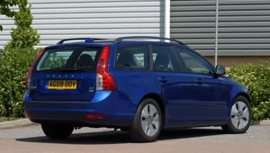 Volvo V50 Estate 1.6D DRIVe Review