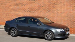 Volkswagen Passat BlueMotion Review