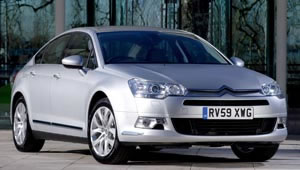 Citroen C5 now with lower emissions