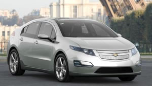 Chevrolet Volt gets 230 mpg city fuel economy