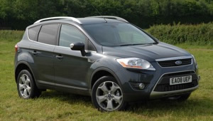 Ford Kuga Road Test and Review