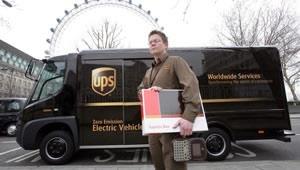 UPS orders Modec electric vans - GreenCarGuide co uk