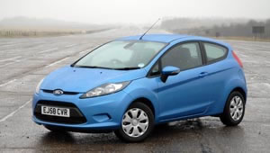 Ford Fiesta ECOnetic Review
