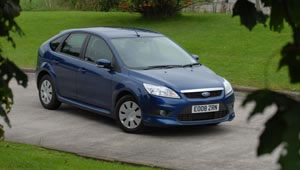 Ford Focus ECOnetic Review