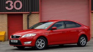 Ford Mondeo Econetic Review