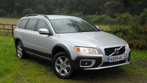 Volvo XC70 DRIVe Review