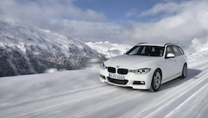 BMW 320d EfficientDynamics Touring and all-wheel drive BMW 3 Series