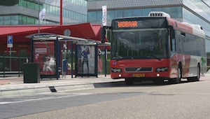 Electric-bus-Milton-Keynes