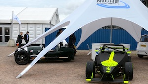 Niche Vehicle R&D programme