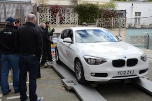 BMW 116d EfficientDynamics in Brighton