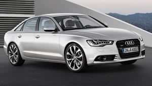 The all-new Audi A6 with lighter body and fuel economy of 57.7 mpg
