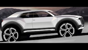 Audi Q1 SUV to be made available