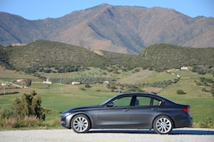Image of the BMW 328i road test
